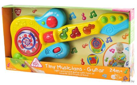 """Музыкальная игрушка """"Моя первая гитара"""" — фото, картинка"""