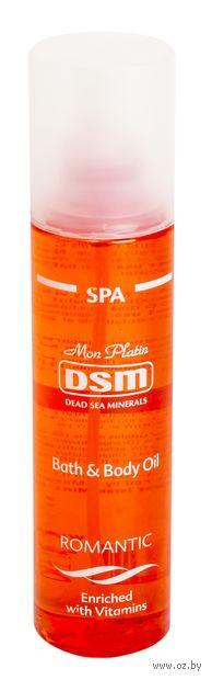 """Масло для тела """"DSM"""" (250 мл) — фото, картинка"""