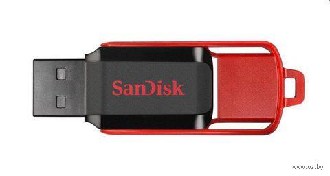 USB Flash Drive 16Gb SanDisk CZ52 Cruzer Switch