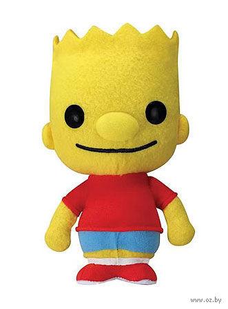 """Фигурка плюшевая """"Симпсоны. Барт"""" (18 см)"""