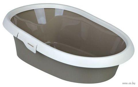"Туалет для кошек ""Classic"" с ободом (43х31х14 см; арт. 40321)"