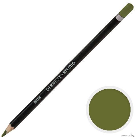 Карандаш цветной Studio 51 (оливково-зеленый)