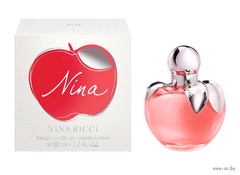 "Туалетная вода для женщин Nina Ricci ""Nina"" (50 мл) — фото, картинка"