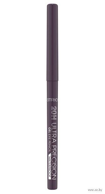 "Карандаш для глаз водостойкий ""20H Ultra Precision Gel Eye Pencil"" тон: 070 — фото, картинка"