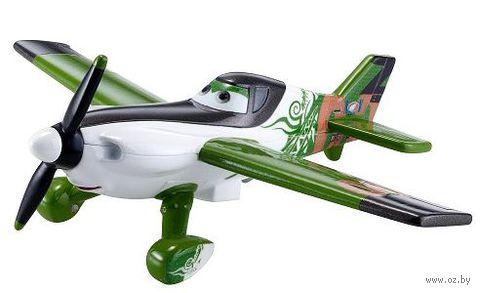 """Самолет """"Disney. Самолеты. Зед"""" (масштаб 1:55)"""