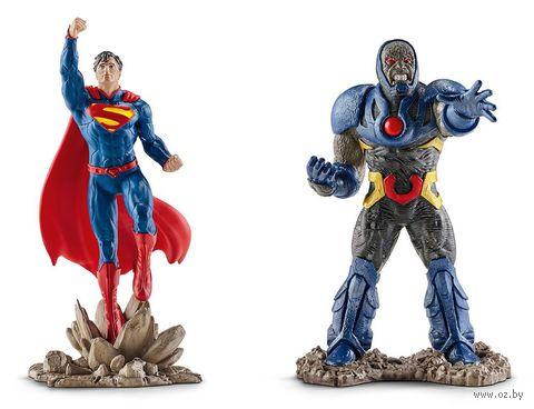 """Набор фигурок """"Супермен против Дарксайда"""""""