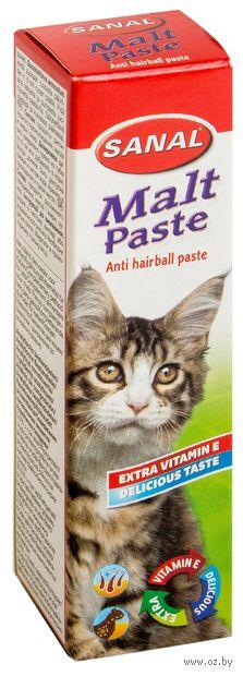 """Мальт-паста для кошек """"Malt Anti-Hairball"""" (20 г)"""