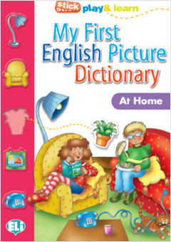My First English Picture Dictionary: At Home — фото, картинка