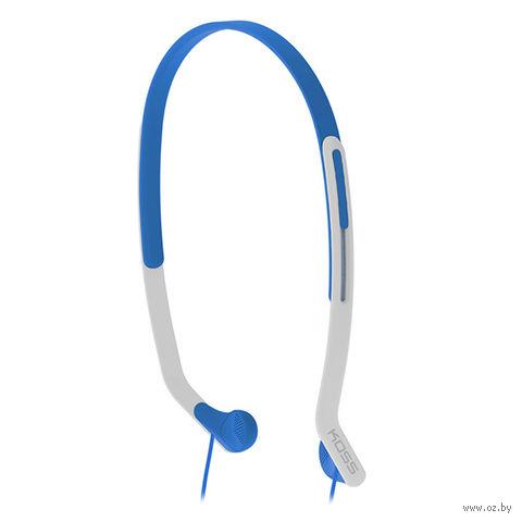 Наушники KOSS KPH14 B (синие) — фото, картинка