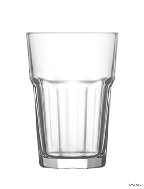 """Стакан стеклянный """"Aras"""" (6 шт.; 360 мл) — фото, картинка"""