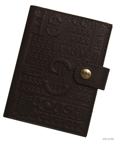 Бумажник водителя (арт. C11t-101-42) — фото, картинка
