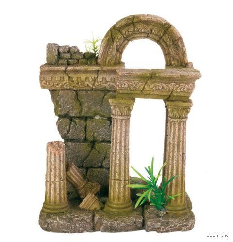 """Декорация для аквариума """"Римские руины"""" (25 см, арт. 8878)"""