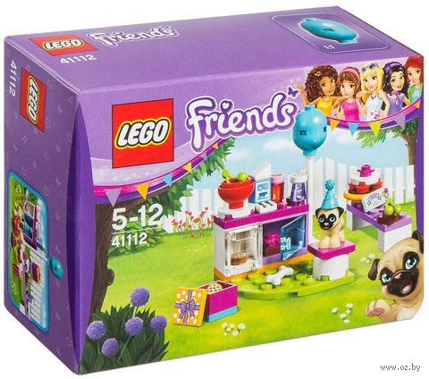 """LEGO Friends """"День рождения: тортики"""""""