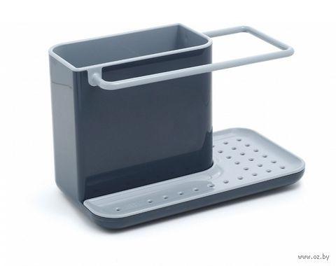 "Органайзер для раковины ""Caddy"" (серый) — фото, картинка"