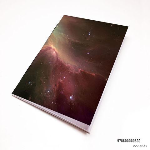 """Блокнот """"Космос"""" (А7; арт. 839) — фото, картинка"""