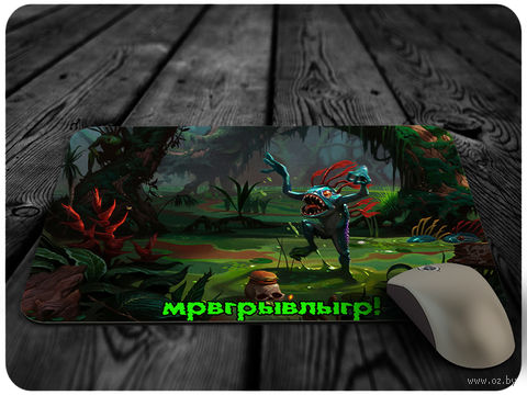 """Коврик для мыши """"Warcraft"""" (art.1)"""