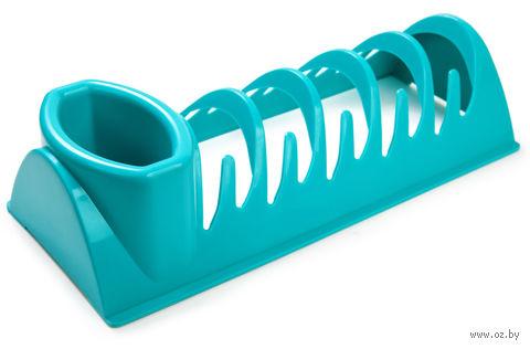 """Сушилка для посуды """"Compact"""" (бирюза) — фото, картинка"""