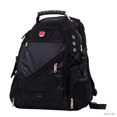 Рюкзак 983017 (28 л; чёрный) — фото, картинка