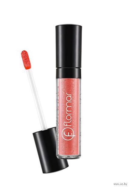"""Блеск для губ """"Long Wearing Lip Gloss"""" тон: 410, coral champagne-pearly — фото, картинка"""