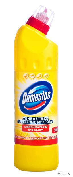 """Средство чистящее универсальное DOMESTOS """"Лимонная свежесть"""" (500 мл)"""