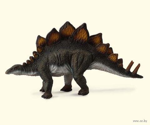 """Фигурка """"Стегозавр"""" (8,5 см)"""