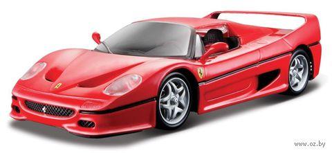"""Модель машины """"Bburago. Ferrari F50"""" (масштаб: 1/24) — фото, картинка"""
