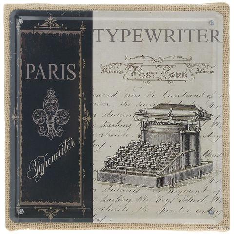 """Постер """"Печатная машинка"""" (арт. 37430) — фото, картинка"""