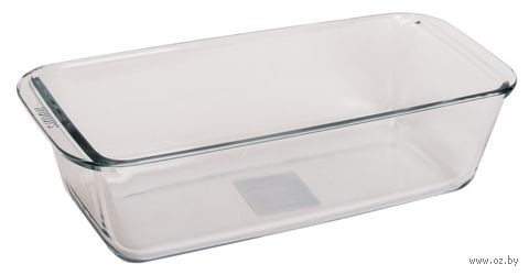 Форма для запекания стеклянная (280х120х76 мм) — фото, картинка