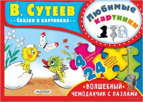 Любимые картинки. В. Сутеев — фото, картинка