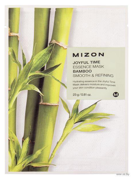 "Тканевая маска для лица ""Bamboo"" (23 г) — фото, картинка"
