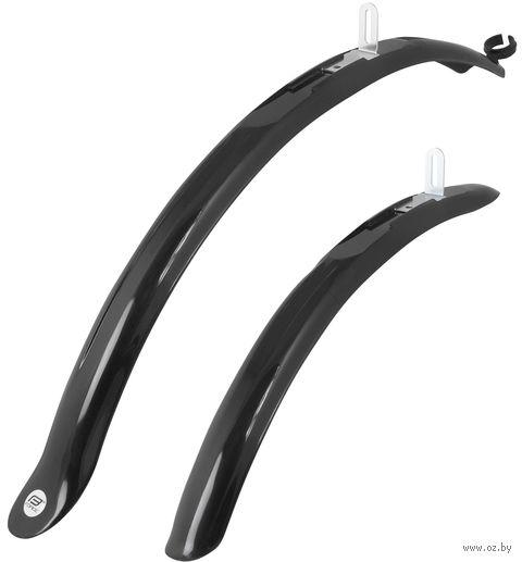 """Комплект щитков для велосипеда """"Sport"""" (24-28""""; черный) — фото, картинка"""