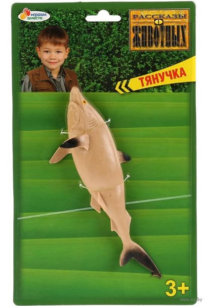 "Игрушка-антистресс ""Песчаная акула"" — фото, картинка"