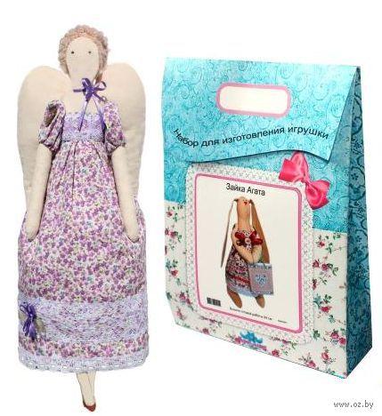 """Подарочный набор для шитья из ткани """"Кукла. Ангелина"""""""