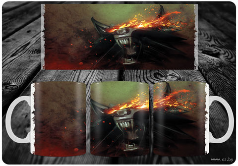 """Кружка """"Ведьмак"""" (art. 7)"""