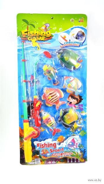 """Игровой набор """"Рыбалка"""" (арт. 1097208-835А1)"""