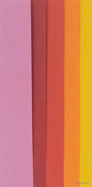 """Бумага креповая """"Heyda"""" (50х70 см; красное ассорти) — фото, картинка"""