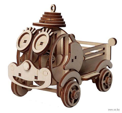 """Сборная деревянная модель """"Грузовик Степа"""" — фото, картинка"""