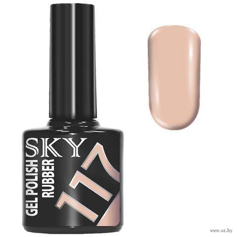 """Гель-лак для ногтей """"Sky"""" тон: 117 — фото, картинка"""