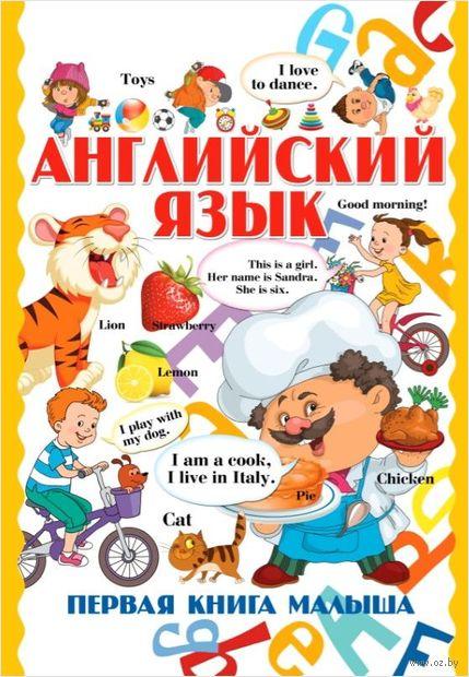 Английский язык. Первая книга малыша — фото, картинка