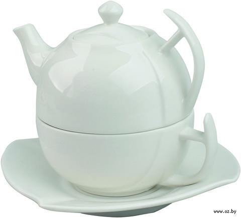 "Набор чайный фарфоровый ""Эгоист"" (арт. 829866)"