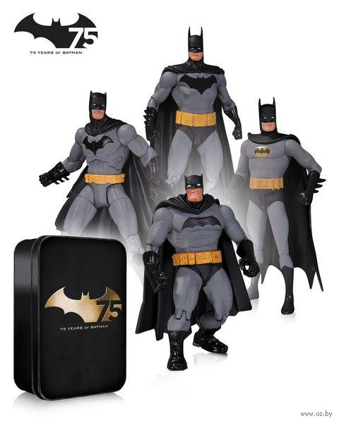 """Набор фигурок """"Бэтмен"""" №2. 4 в 1 (17 см)"""