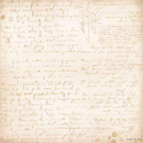 Бумага для скрапбукинга (арт. FLEER064)