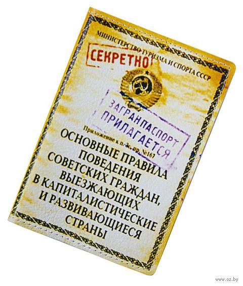 Обложка на паспорт (арт. C1-17-216) — фото, картинка