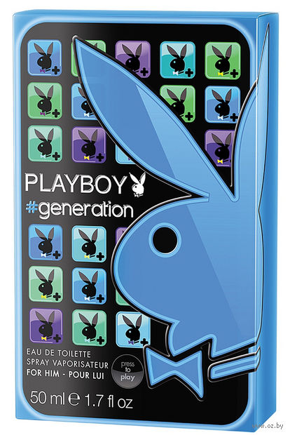 "Туалетная вода для мужчин ""Generation"" (50 мл)"