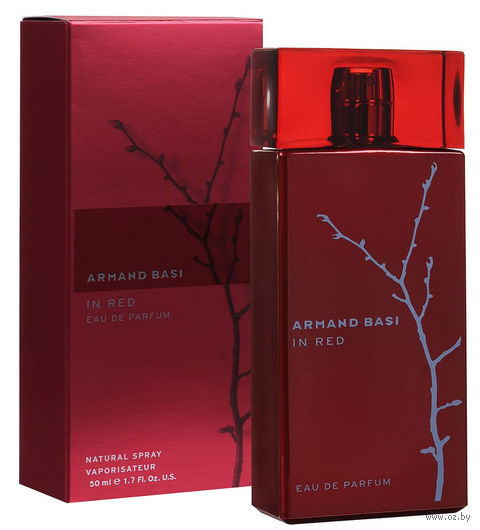 "Парфюмерная вода для женщин Armand Basi ""In Red"" (50 мл)"