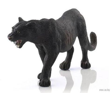 """Фигурка """"Черная пантера"""" (4,5 см)"""