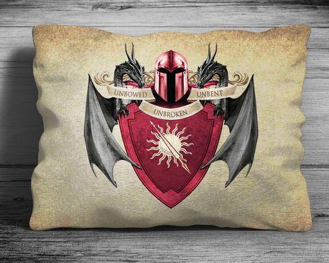 """Подушка """"Game of Thrones"""" (art. 9)"""