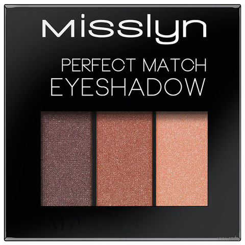 "Палетка теней для век ""Perfect Match Eyeshadow"" (тон: 39) — фото, картинка"