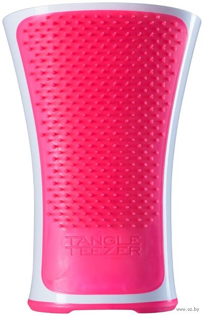 """Расческа для волос """"Tangle Teezer Aqua Splash. Pink"""" — фото, картинка"""