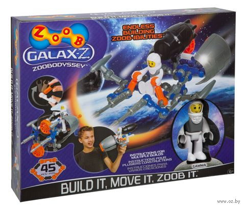 "Конструктор ""Galax-z Odyssey"" (45 деталей) — фото, картинка"